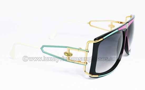 ef6470d211ad Cazal 866 col. 644 West Germany  Vintage Sunglasses made in West Germany in  the  80s.